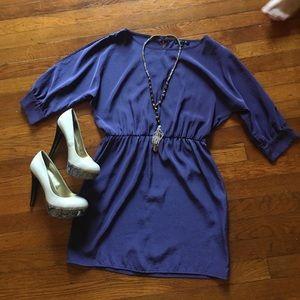 Gorgeous Purple GLAM Dress